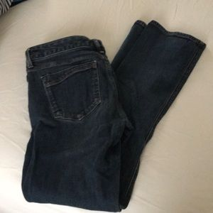 Express Stella Barely Bootcut Jeans